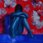 - Acrylique et huile - format 40 x 50 cm